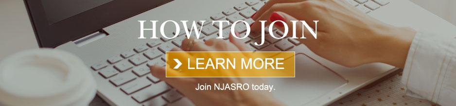 How to Join NJASRO